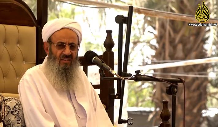 مولانا عبدالحمید از هیچ کاندیدایی اعلام حمایت نکرده است