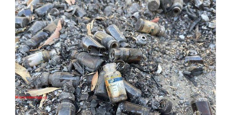 تکذیب پیدا شدن واکسنهای فایزر معدوم شده در حاشیه رودخانه مهاباد