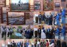 نمایشگاه عکس یازده هنرمند عکاس بوکانی در سرای استاد حقیقی برگزار شد